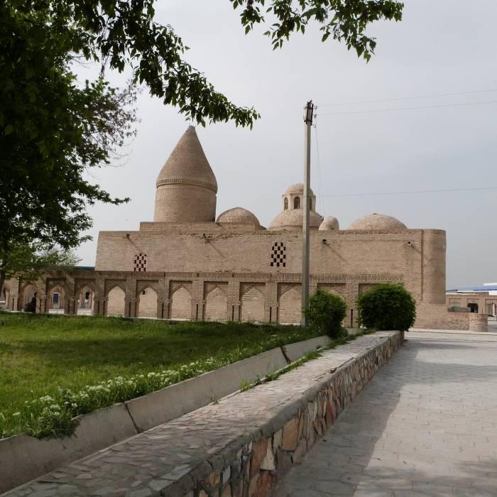 Mauzoleum Czesme Ayyub, Buchara