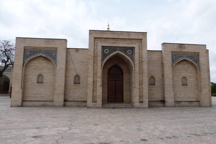 Biblioteka Moyie Mubarek, gdzie przechowywany jest najstarszy egzemplarz Koranu naświecie, Taszkient
