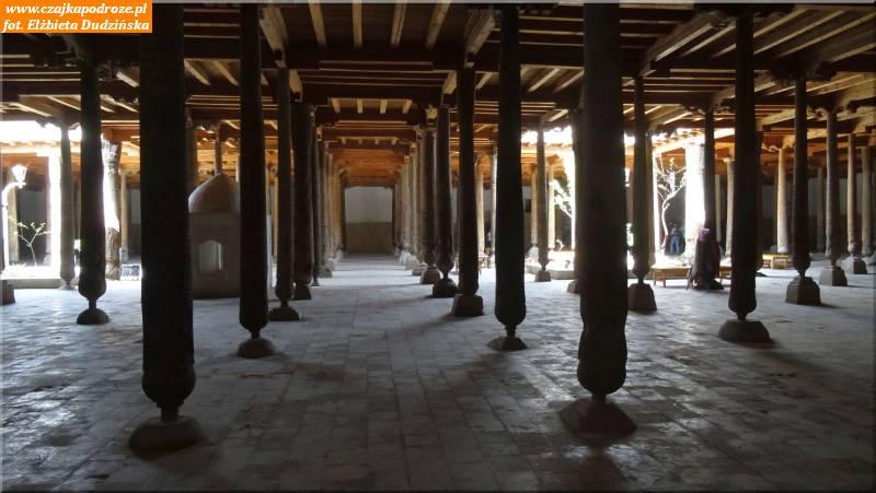 17. Chiwa - Meczet Piątkowy