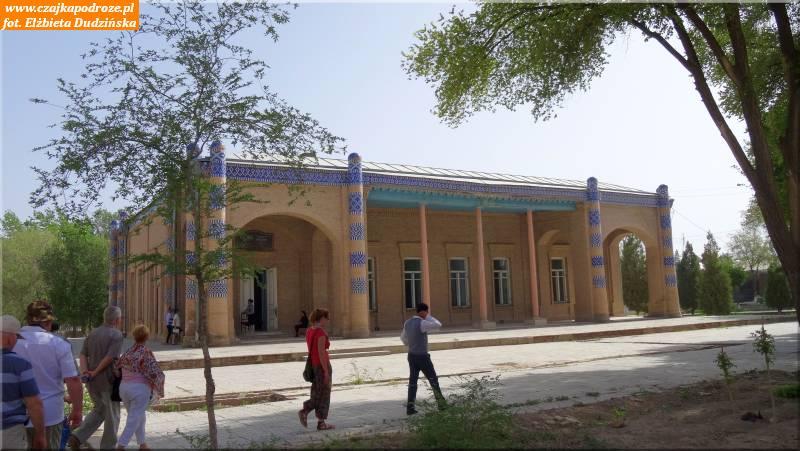 18. Chiwa. Pałac Nurullabaja