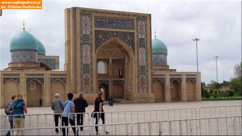2. Taszkent. Medresa Barak Khana