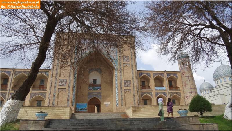 3. Taszkent. Medresa Kukeldash