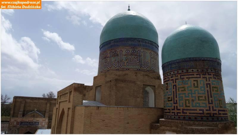 34.Samarkanda - Mauzoleum Szah-i-Zinda