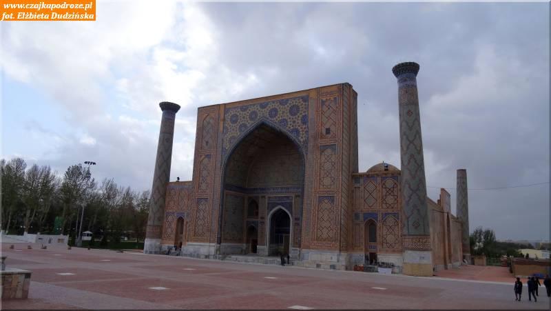 37. Samarkanda - Medresa Ulugbega