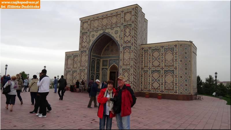 38. Samarkanda - Obserwatorium Ulugbega