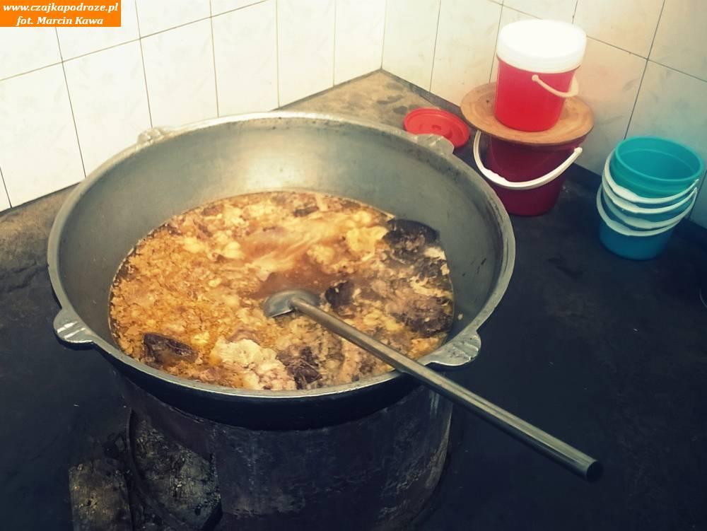 Dograma - najbardziej tradycyjna potrawa wTurkmenistanie