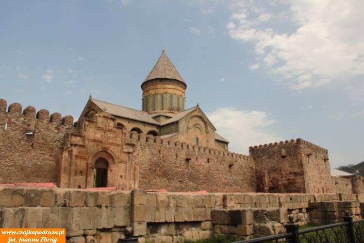 Katedra Sweti Choweli.