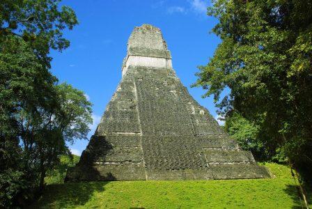 Tikal - Gwatemala